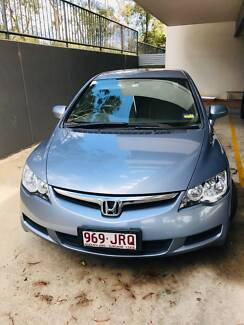 2006 Honda Civic Sedan MANUAL Bruce Belconnen Area Preview