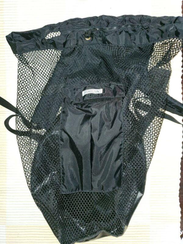 StahlSac Diving Bags Lot of 3 Black Blue
