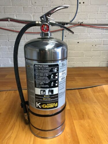 2015 Ansul K-CLASS Wet Chemical FIRE EXTINGUISHER - HydroTested & Serviced