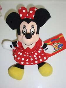 Minnie Mouse & Other Plush Toys *NEW*