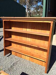 BALTIC PINE KITCHEN DISPLAY SHELVES Kersbrook Adelaide Hills Preview