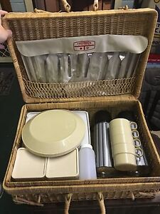 Thermos Picnic Basket Lorn Maitland Area Preview