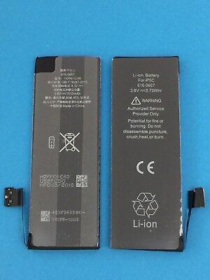 BATERIA OEM IPHONE 5C CALIDAD ORIGINAL 1510mAh 5,73Whr APN: 616-0730 0762 8300 , usado comprar usado  Enviando para Brazil