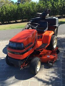 Kubota diesel G1900 ride on mower Thornlands Redland Area Preview