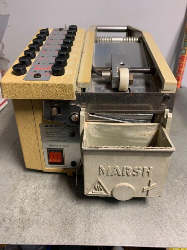 Marsh Ultra Gummed Tape Dispenser 115V 60 Hz