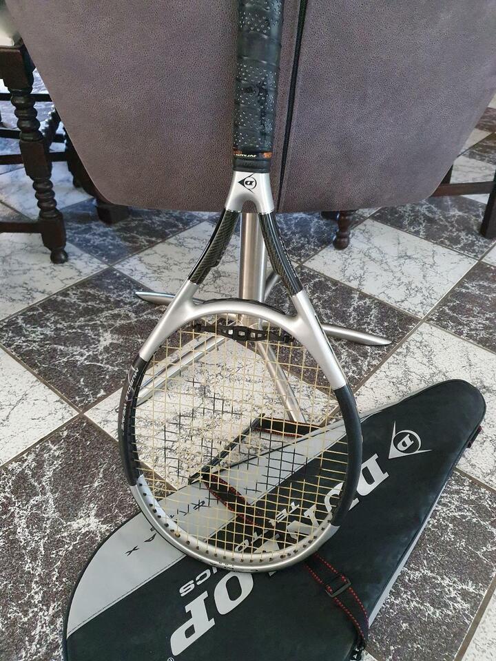 Tennisschläger Dunlop Tectonics in Hannover - Bothfeld-Vahrenheide