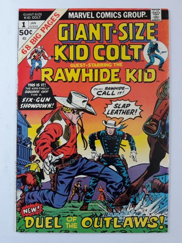 Giant Size Kid Colt #1  see description