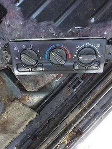 Chevy heat controller