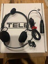 BRAND NEW TELEX AIRMAN 750 HEADSET W/XLR CONNECTOR ...