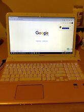 SONY E SERIES LAPTOP WORKING CONDITION Kingsford Eastern Suburbs Preview