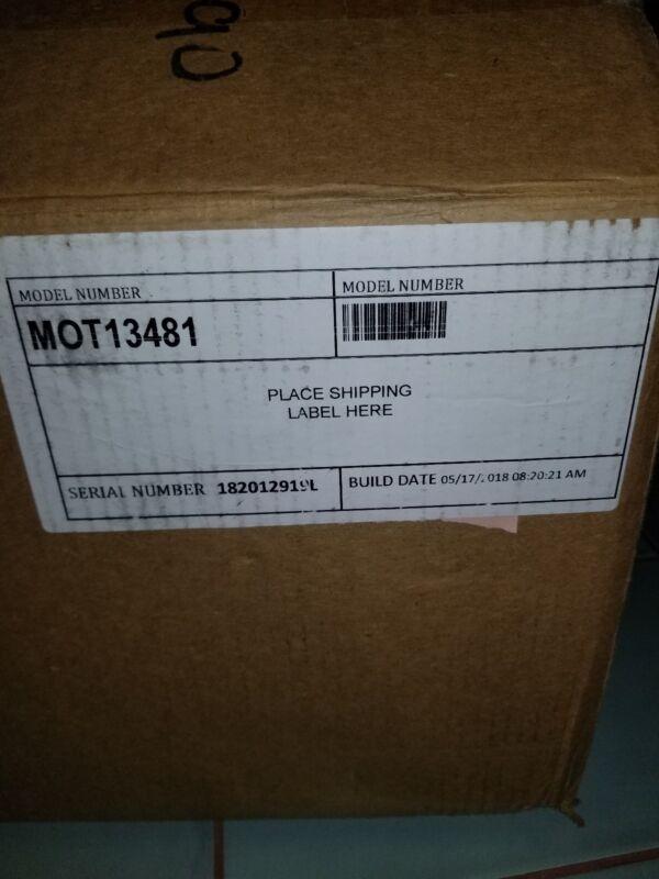 Trane MOT13481