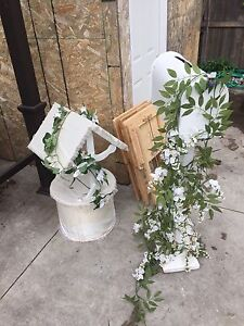 Wedding mailbox and wishing well card boxes best offer