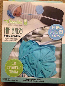 Brand new swaddle with hat Windsor Region Ontario image 2