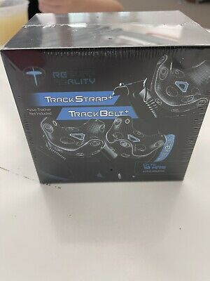 TrackBelt + TrackStrap Full Body Tracking VR Bundle - New - Rebuff Reality