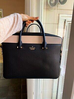 Kate Spade New York 13 Inch Laptop Bag Case New Tusk/black