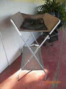 GIVE AWAY: Baby Change Table, High Chair, Portable Cot, Walker