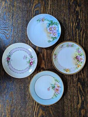 Plates Chargers Antique Vintage Porcelain Vatican