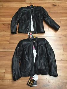 LADIES RJAYS SPIRIT LEATHER JACKETS St Agnes Tea Tree Gully Area Preview