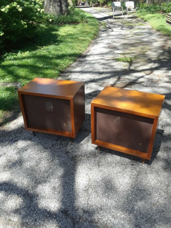 vintage JBL speaker Cabinets