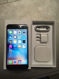 iPhone 6 plus 128gib space grey unlocked  Mirrabooka Stirling Area Preview