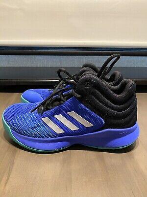 Boys Adidas Basketball Shoes 5y