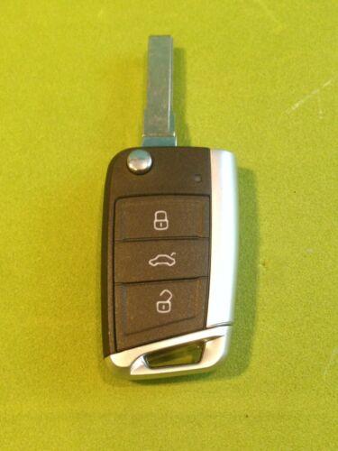 VW+SEAT+SKODA+NEW+MQB+MK7+2014%2B+KEY+CASE+HU66+BLADE+CUT+TO+CODE+OR+PICTURE+FREE