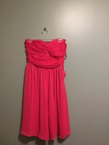 Pink dress (size 6)