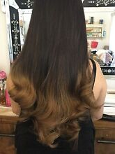 Russian Tape Hair Extensions from $300 Go ombre!! Diamond Creek Nillumbik Area Preview