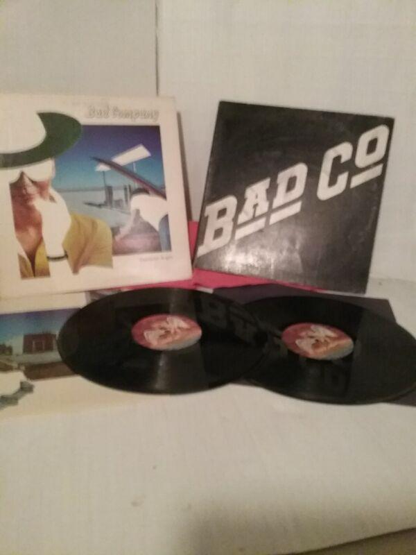 BAD COMPANY Desolation Angels RECORD LP SS 8506 M-/MINT PLAY SOUND 1979 Gatefold