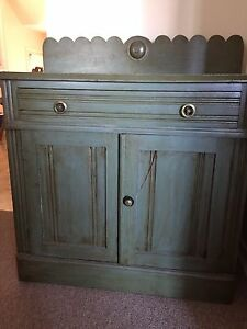"Antique Wash Stand - 29"" high"