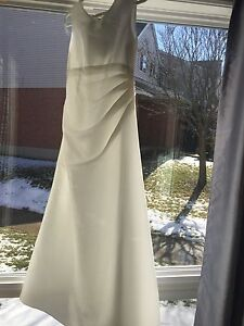 Flower girl dress for teenager (size 14)