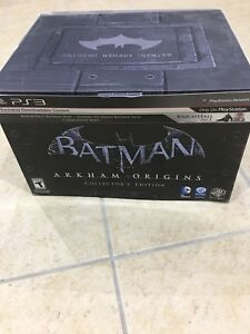 Batman Arkham Origins Collectors Edition