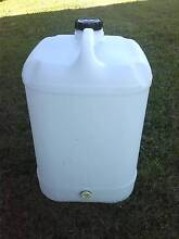 25 litre drum.25 litre container.25 litre bucket. Water container Ipswich Ipswich City Preview