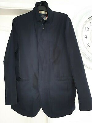 Brooks Brothers Light Weight Summer Jacket Dark Navy Size M
