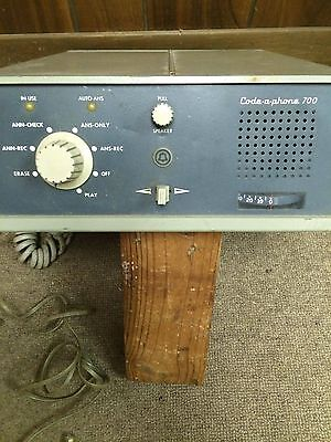 1970's  MA Bell Answering Machine