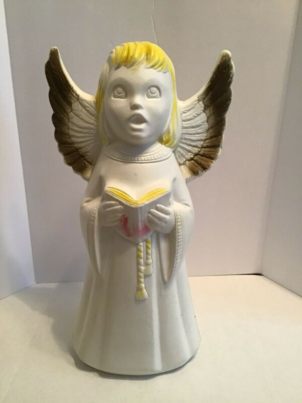 Rare Empire angel table top blow mold