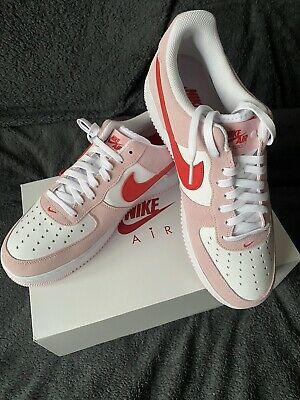 Nike Air Force 1 07 QS Love Letter Valentines Day - UK...