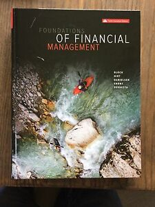 Foundations of Financial Management - 10th Canadian