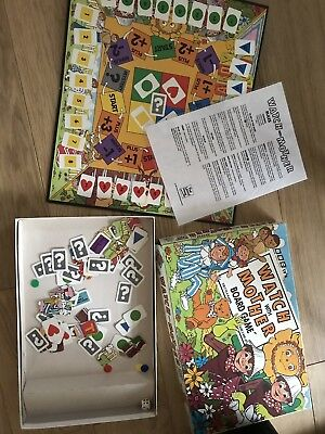 BBC TVS WATCH WITH MOTHER BOARD GAME - 1991 PAUL LAMOND vintage play for sale  Shipping to Nigeria