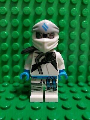 LEGO Ninjago Zane Secrets of the Forbidden Spinjitzu Minifigure 70673 njo537