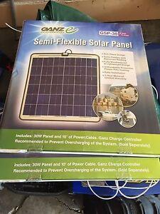 Solar Panels 30W 1.75amp
