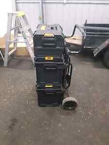 Dewalt tool boxes Narre Warren Casey Area Preview