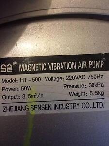 Ht 500  Air pump Salisbury Heights Salisbury Area Preview