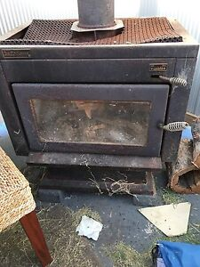 Wood fire heater Speers Point Lake Macquarie Area Preview
