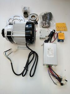 500w 48v Electric motor kit, Trike, go kart, Quad, Project