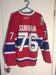 Montreal Canadians PK Subban Jersey