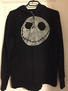 Nightmare Before Christmas hoodie, shoes and keychain plushie