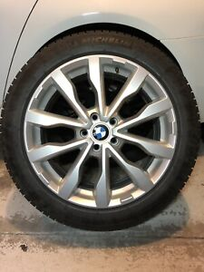 Winter wheels for BMW X1 ( 2016 + )