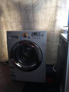 LG 8.5kg washing machine $450firm NO OFFERS PLEASE Rivervale Belmont Area Preview