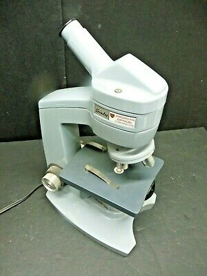 American Optical Ao Sixty Microscope Jeweler Hobby